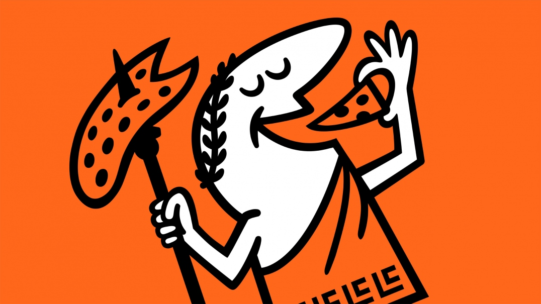 Little Caesars Character