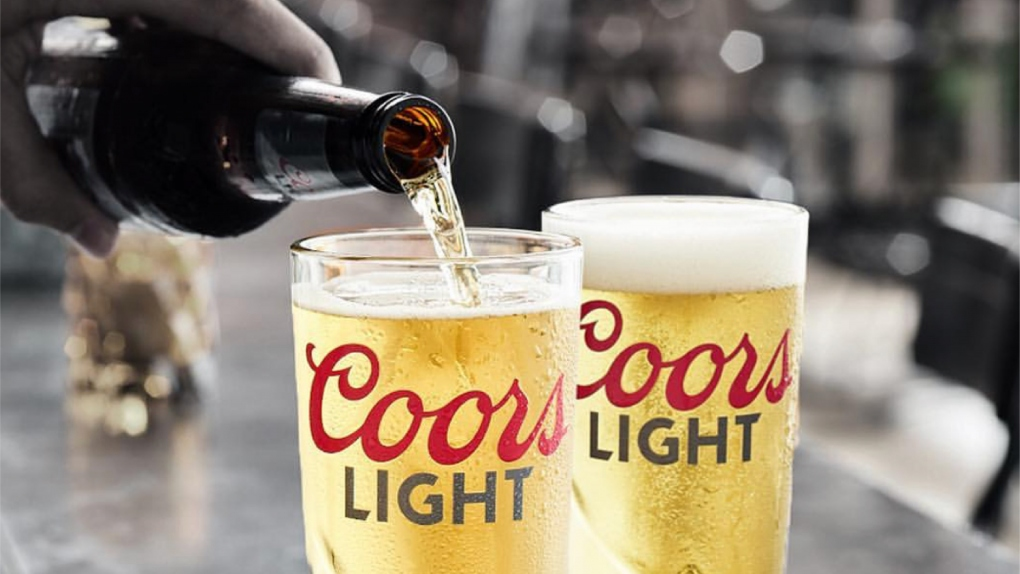 Coors Light Pints