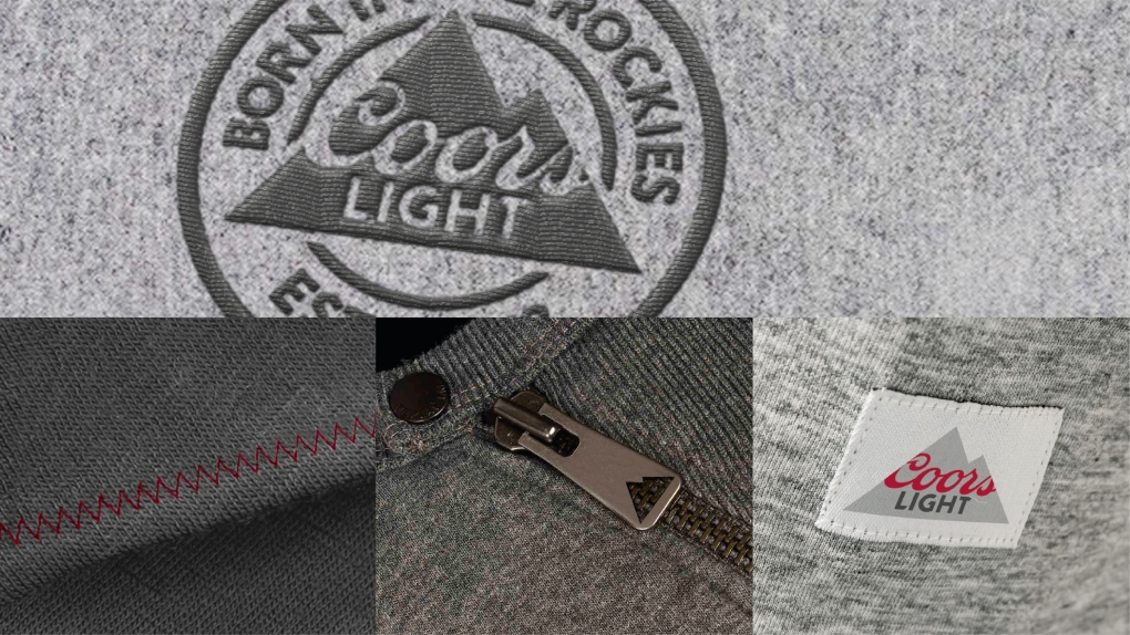 Coors Light Merchandise