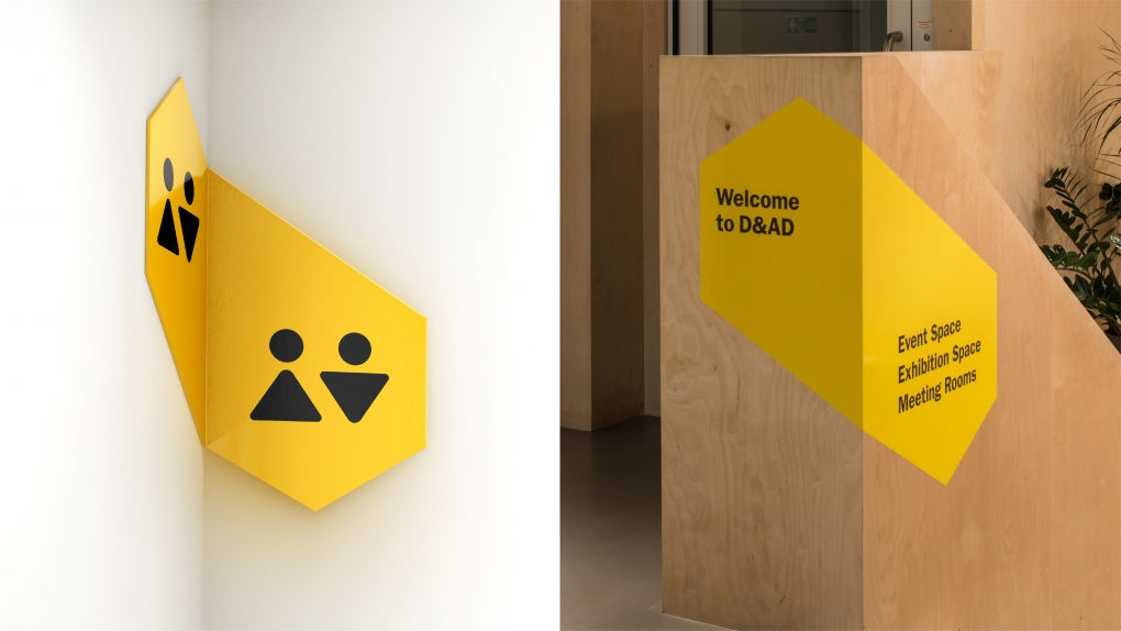 D&AD Direction Arrows