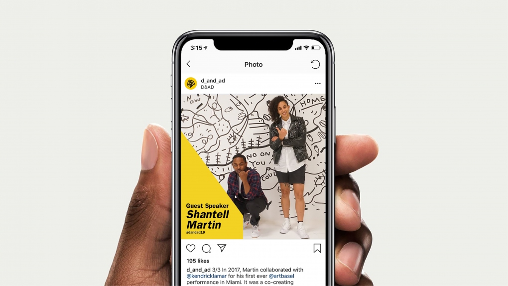 D&AD Instagram