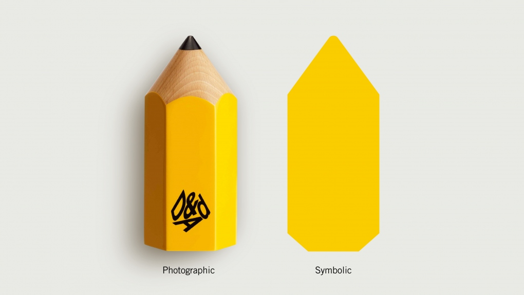D&AD Pencil and Symbol