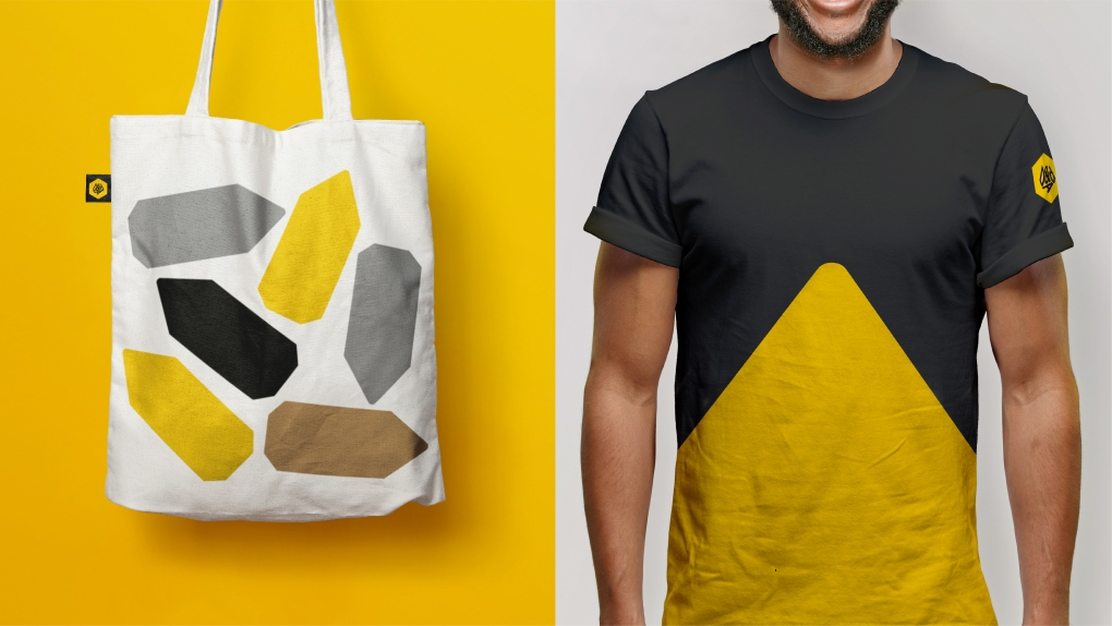 D&AD Tote and T-Shirt