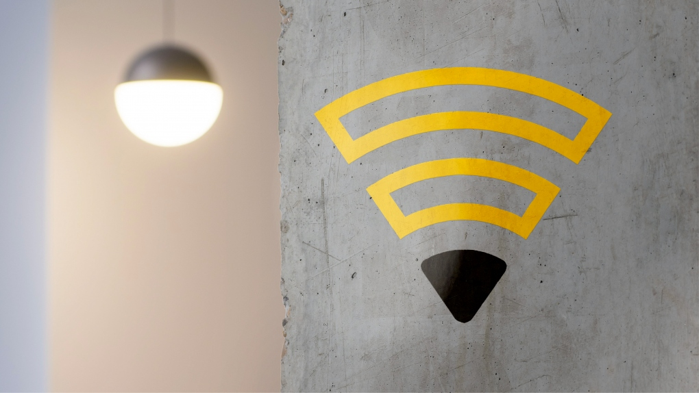 D&AD WIFI Sign