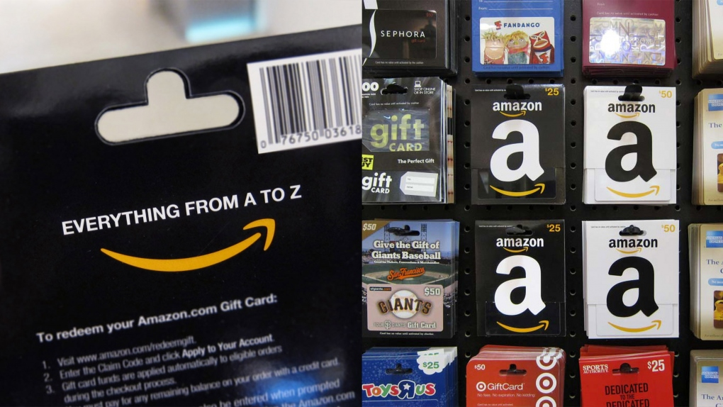 Amazon Gift Cards