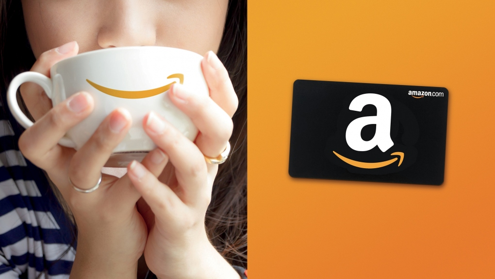 Amazon Girl Gift Card