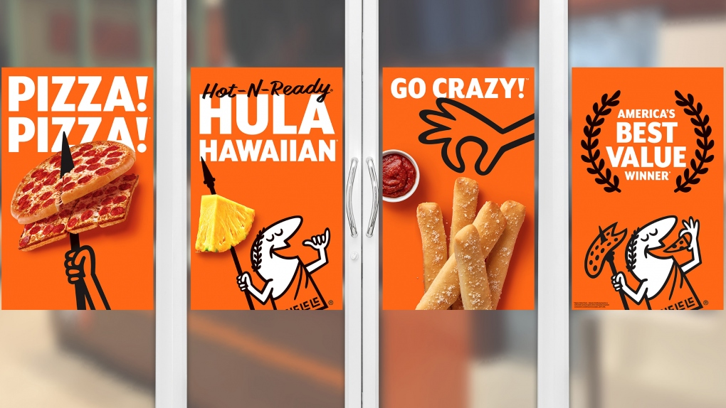 Little Caesars Posters