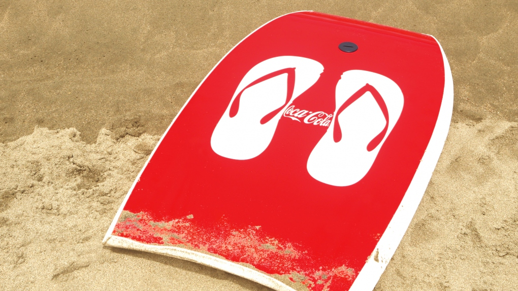 Coca-Cola Summer Boogie Board