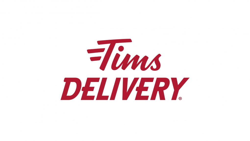 Tim Hortons Tims Delivery