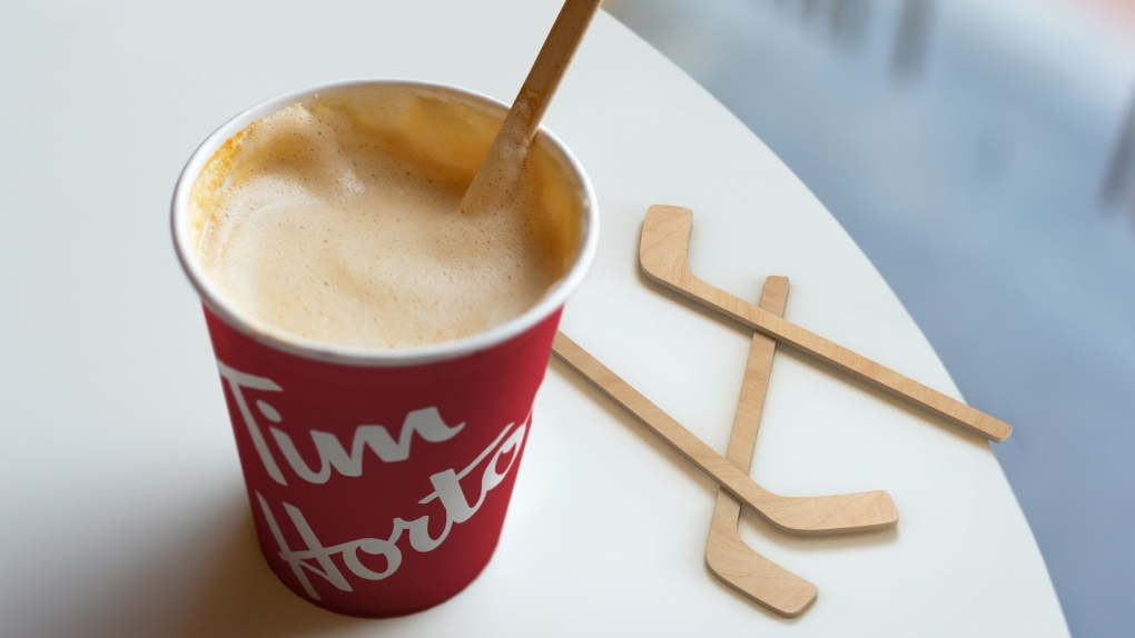 Tim Hortons Hockey Stirrers