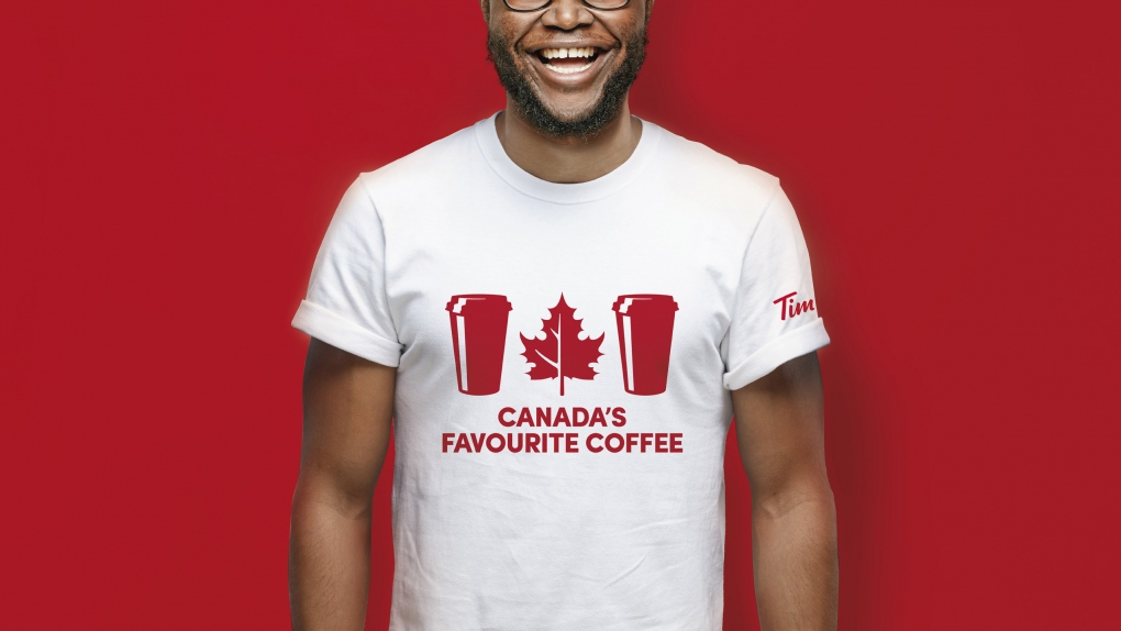 Tim Hortons T-Shirt