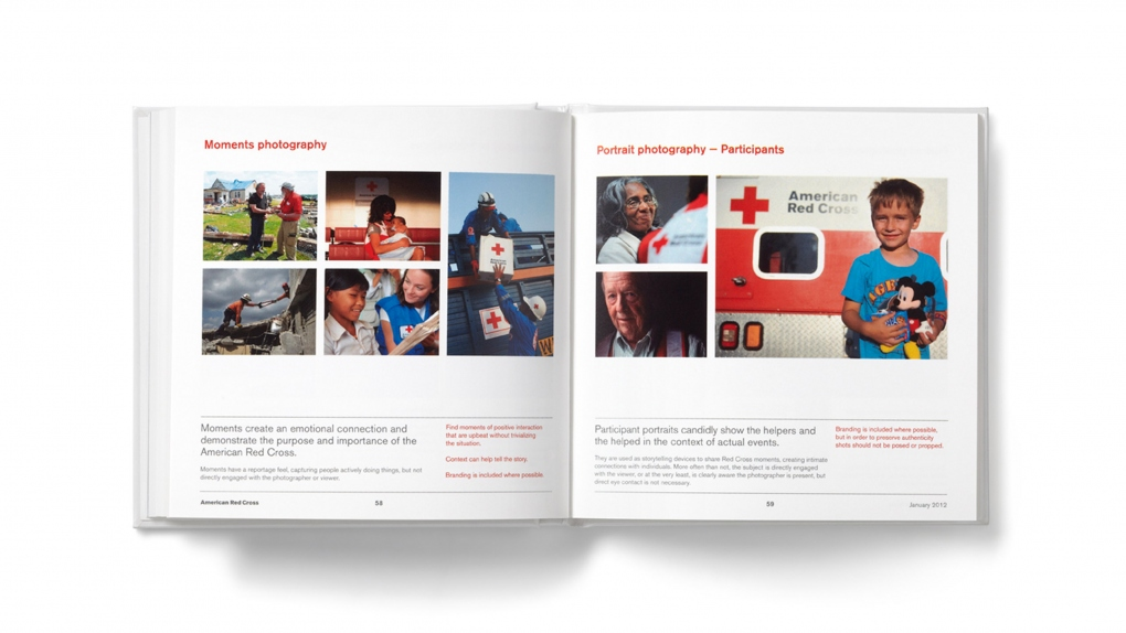 American Red Cross Photography