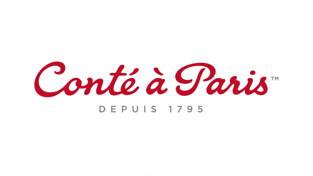 Conte a Paris Wordmark