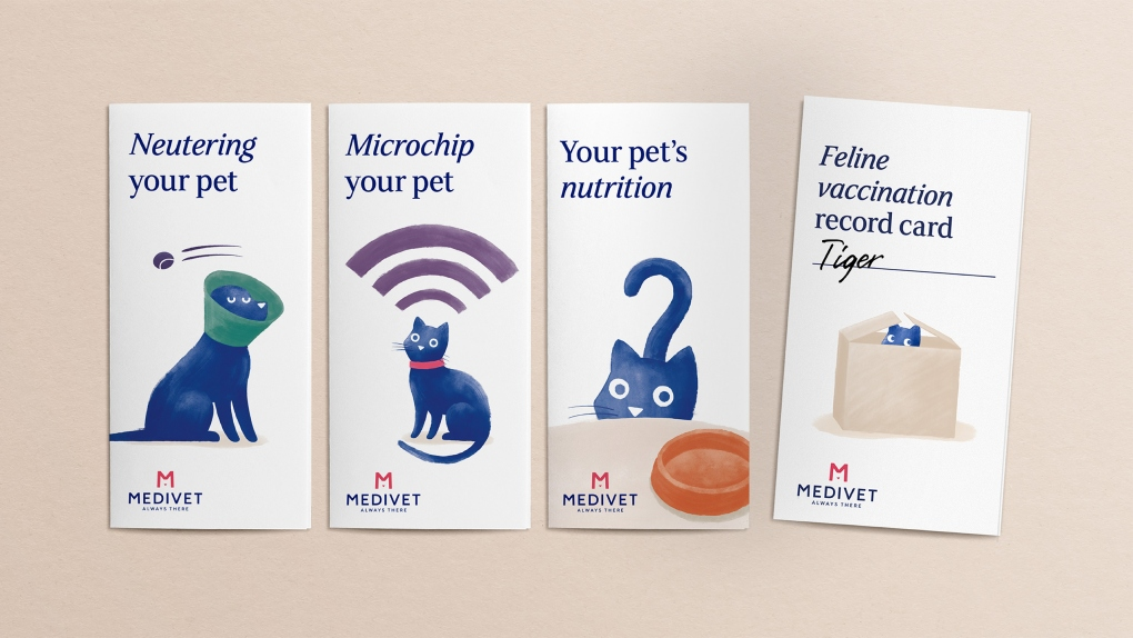 Medivet Pamphlets