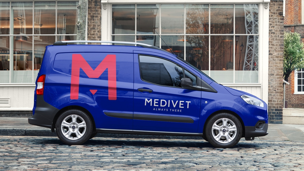 Medivet Vehicle