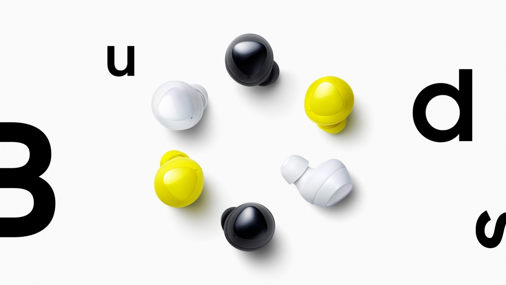 Samsung Galaxy Buds Key Visual